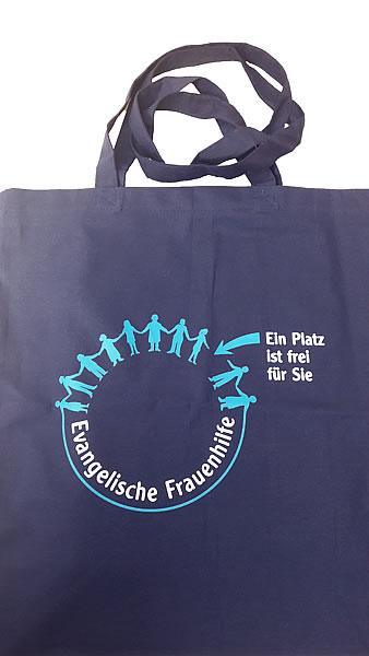Frauenhilfe-Stofftasche