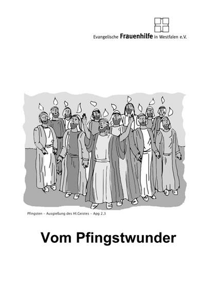 Vom Pfingstwunder
