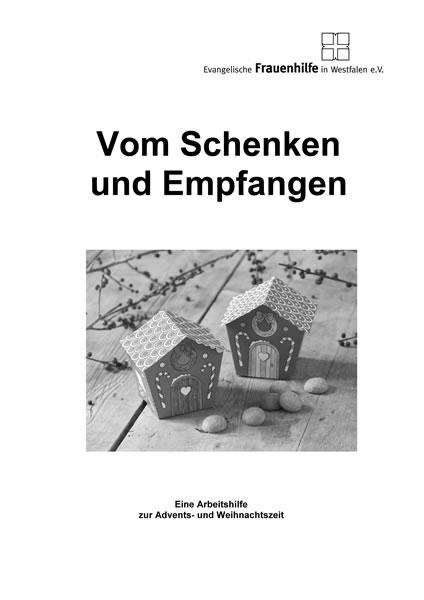 Vom Schenken und Empfangen (Adventsmappe 2019)